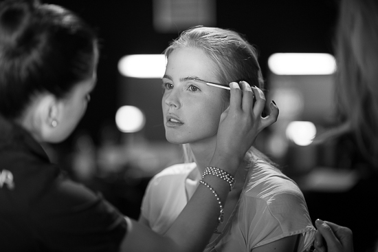Zürich Fashion Days – Impressionen Backstage