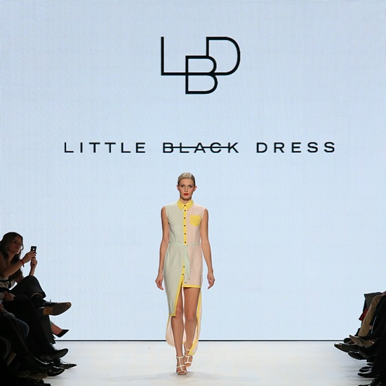Little Black Dress S/S 2015 und LBD White 2015