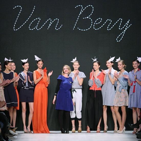 Van Bery SS15