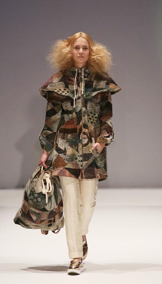 Potsdam Now (Fashion-Tage) – Shani Zimmerman