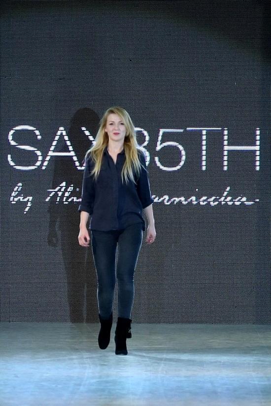 SAX35TH by Alicja Czarniecka SS16