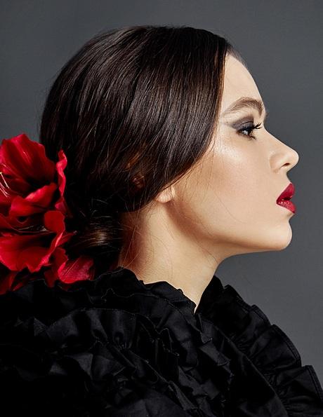 """""""Rojo flor"""" - Ein Foto Editorial"""