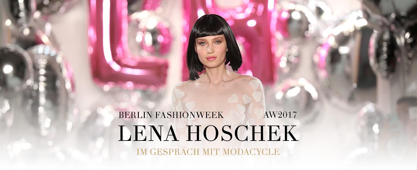 Lena Hoschek: Unbändige Kreativität
