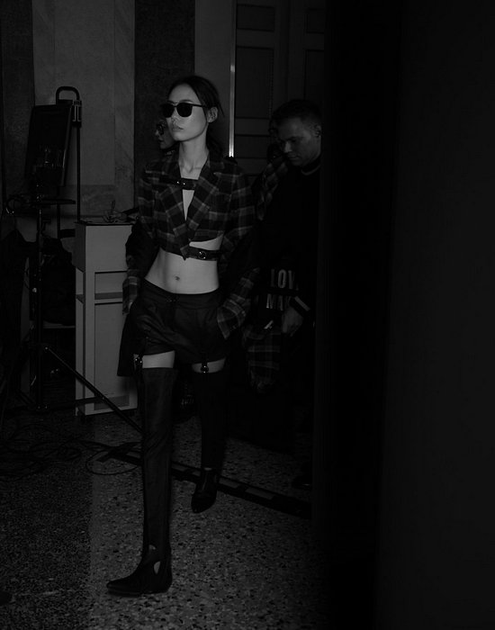 Grinko Backstage