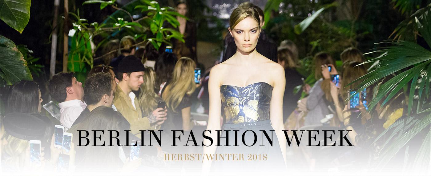 Berlin Fashion Week - AW2018 modaCYCLE