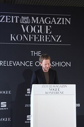 Die Zeitmagazin & Vogue Konferenz: The Relevance of Fashion