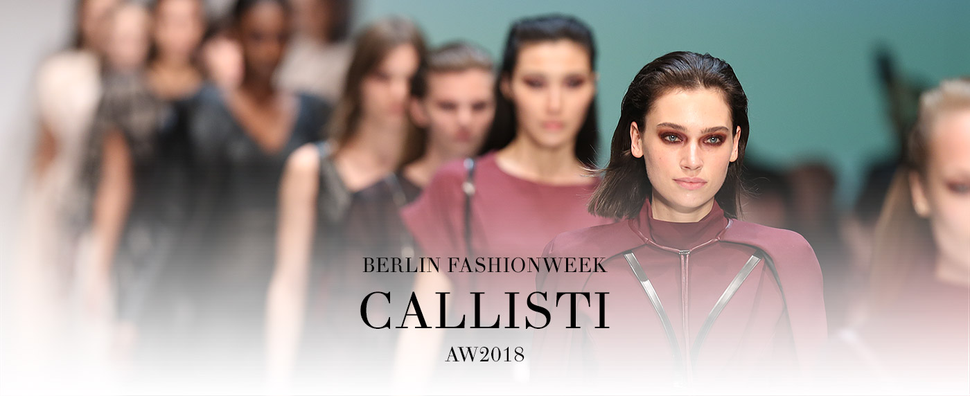 Callisti  AW18 modaCYCLE BerlinFashionWeek