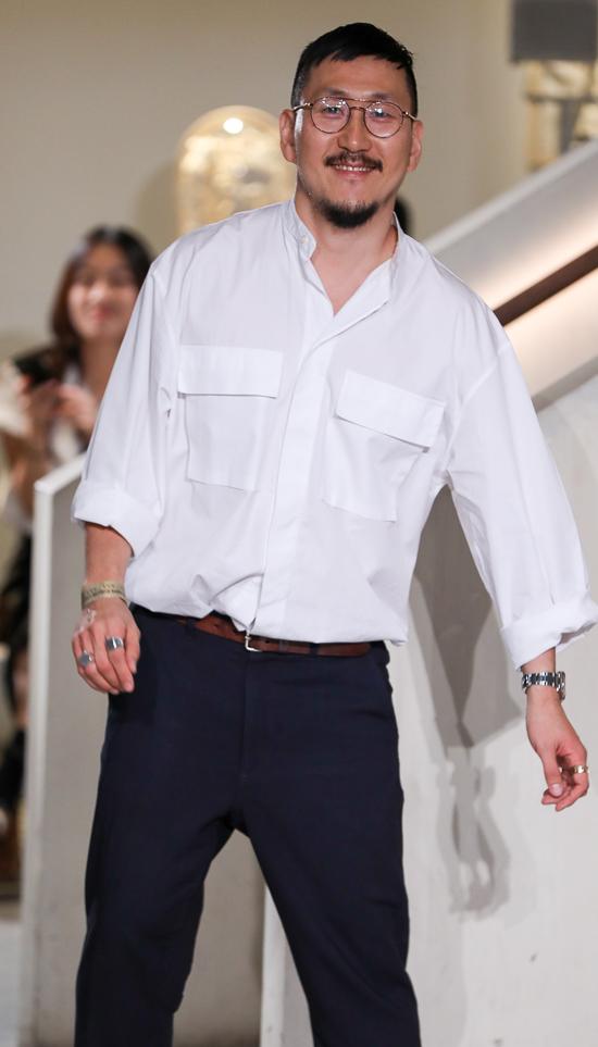 Eudon Choi SS19