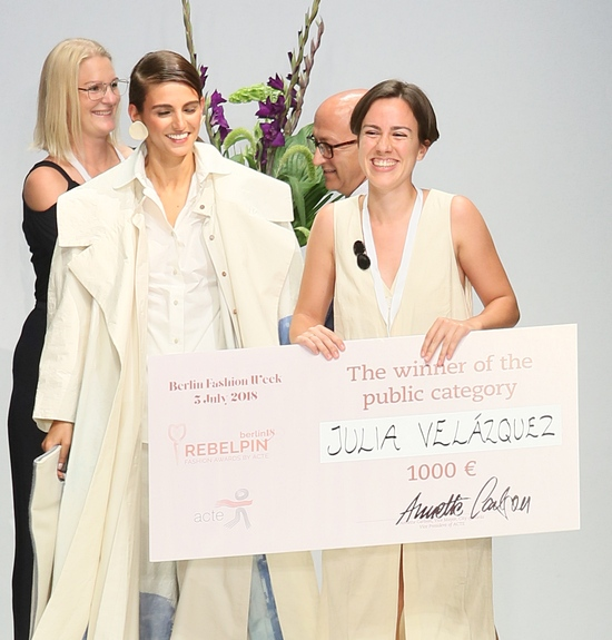 Rebelpin Fashion Award 2018