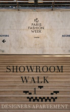 Showroom-Walk I: Designers Apartment