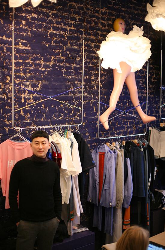 Damur Huang : Ästhetik war gestern