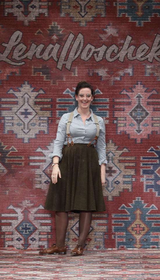 Lena Hoschek: Starke Frauen in klassischer Manier