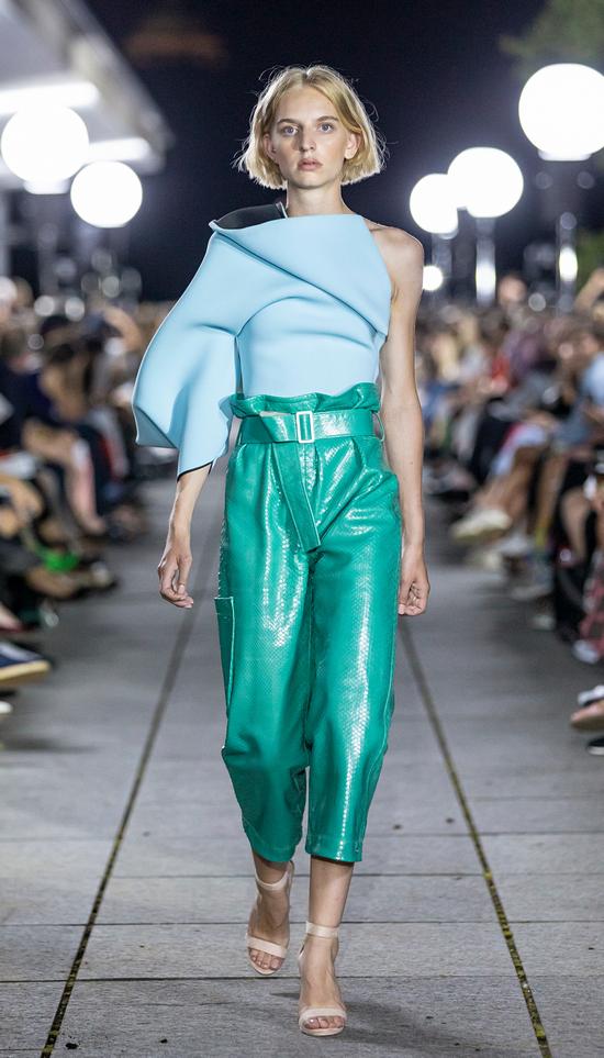 Der Wunsch Mode neu zu erfinden