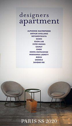 Designers Apartment: Showroom für den offiziellen Nachwuchs