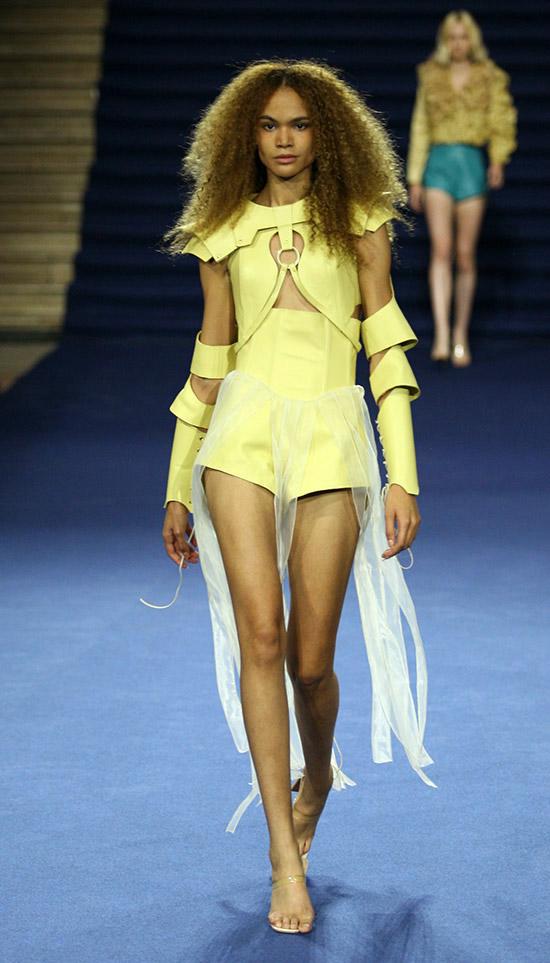 Global Fashion Collective 1 (pt1): Kirsten Ley und Faun