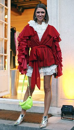 Swedish Fashion Now in Paris