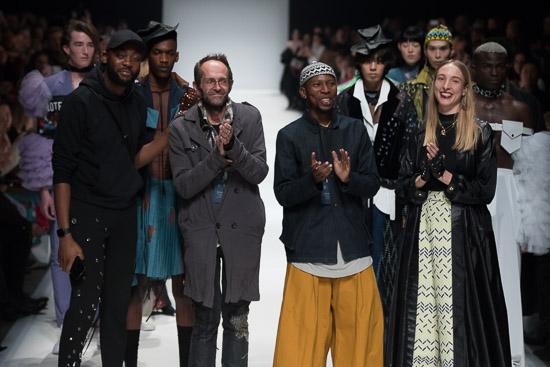 African Fashion - Fantasie plus Schneiderkunst