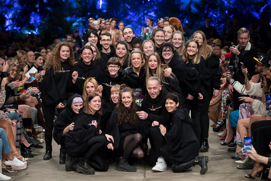 Marina Hoermanseder: Show mit Niveau