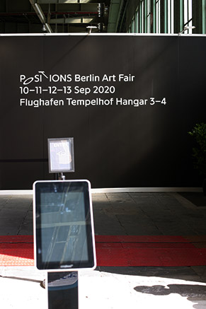 POSITIONS 2020 – Fashion goes Art Fair