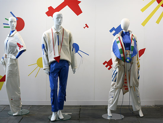 POSITIONS 2020 - Fashion goes Art Fair