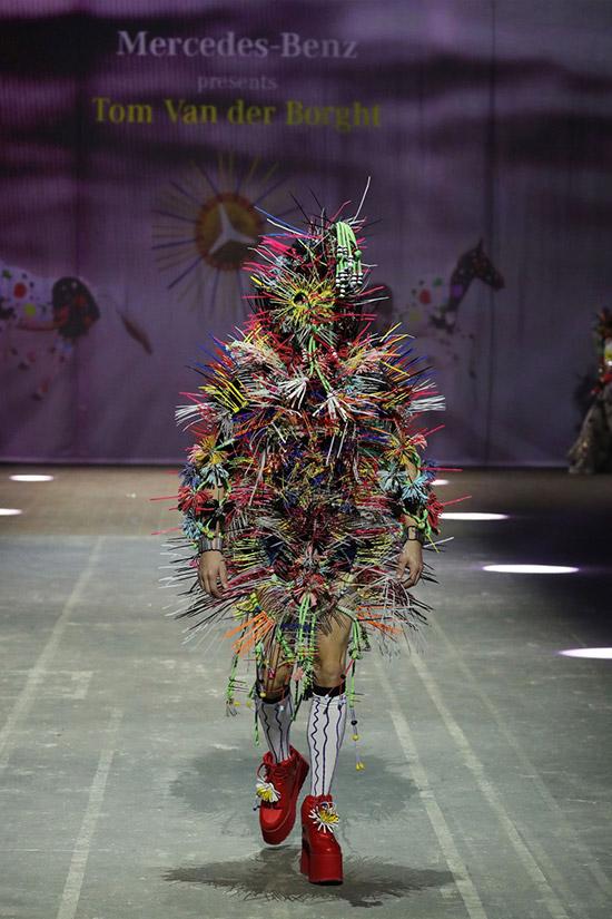 Tom van der Borght - Wenn Mode richtig Spass macht