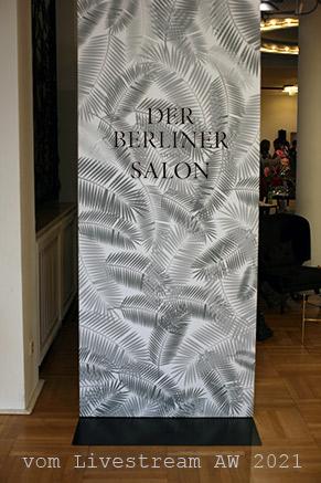 Berliner Salon – Schneller Durchmarsch