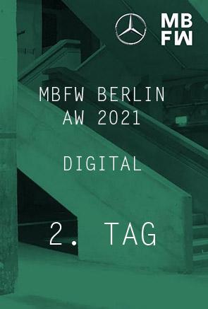 Digitale Fashionweek aw2021 – 2. Tag