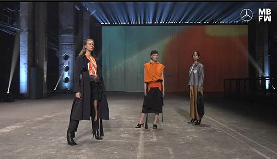 Digitale Fashionweek aw2021 - 3. Tag